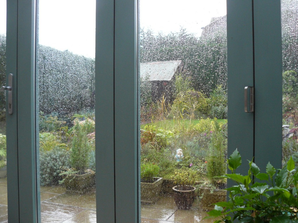 wet weather gardening ideas