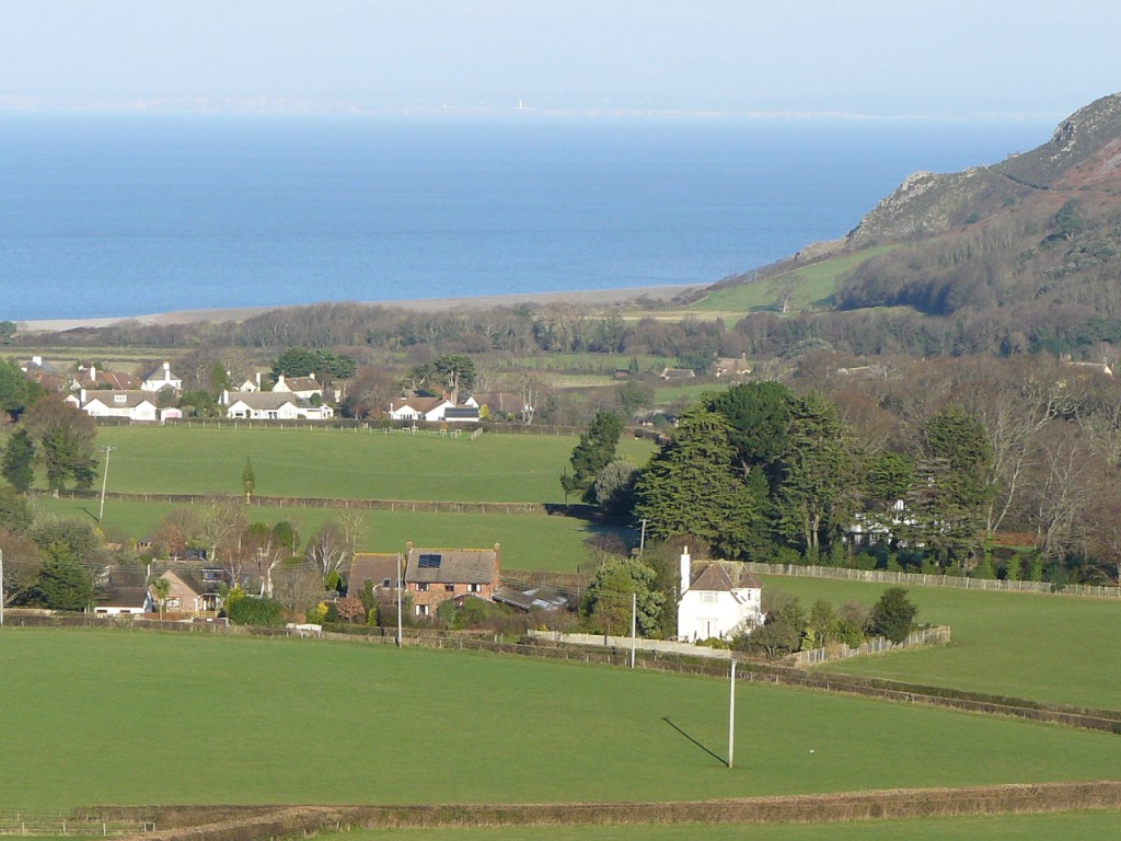 The Vale of Porlock