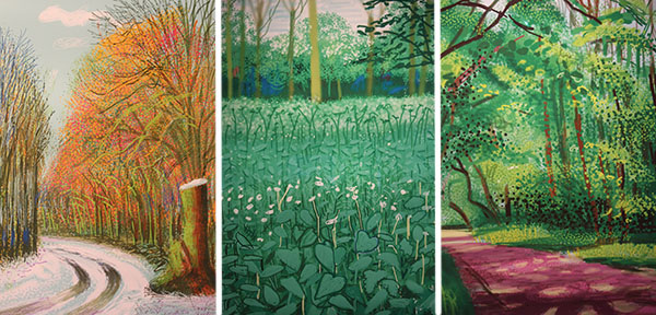 My Hockney favourites