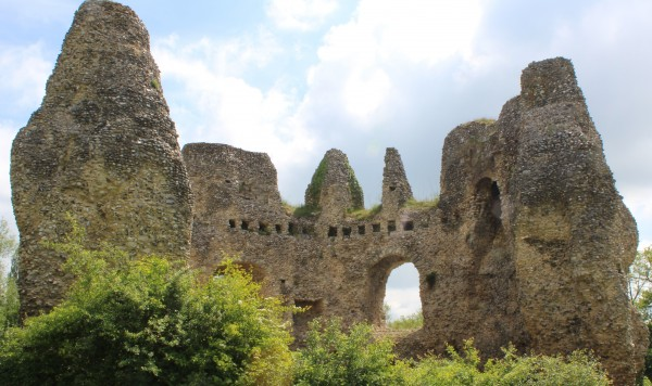 Odiham (King John's) castle