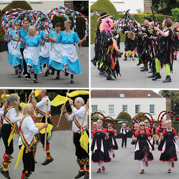 Clog and morris dancing
