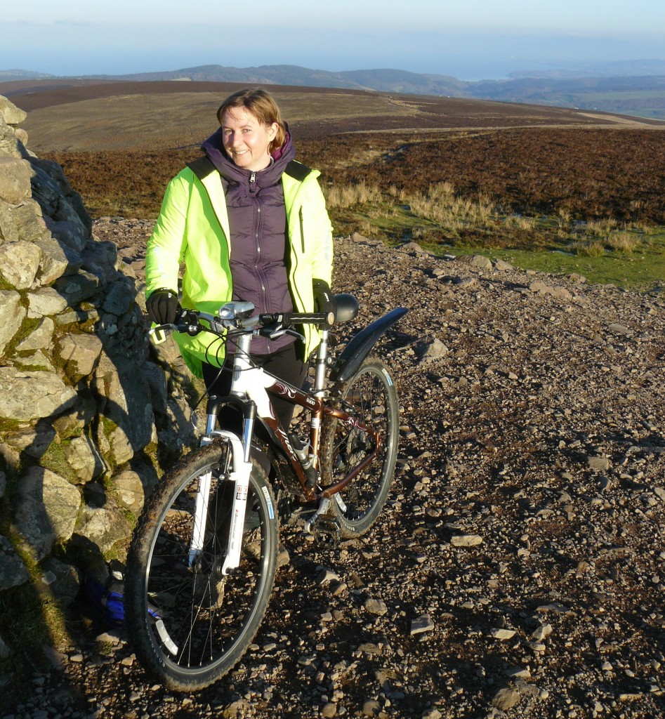 Cycle to Dunkery Beacon