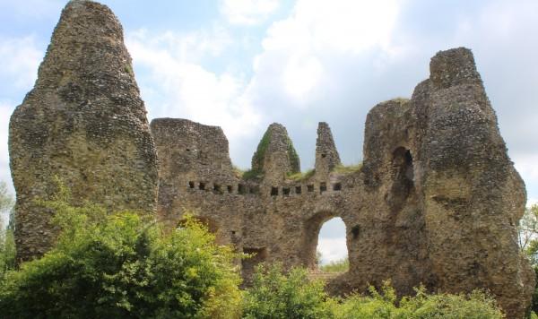 Odiham (King John's) castle
