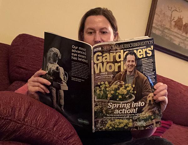 Reading-material-gardening
